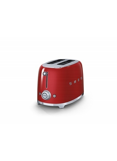 Smeg TSF01RDEU Linea 50's Retro Style Kırmızı İkili Ekmek Kızartma Makinesi Kırmızı